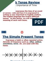 Verb Tenses Review 2