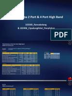 Trial Antenna 2 Port 4 Port High Band_Batch2