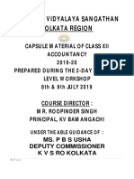 Capsule Material Acc Class Xii
