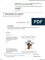 German Hin Meaning Use