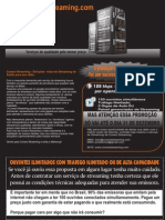 Promocao Conect Streaming