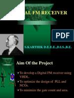 fm reciever