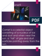 What is Comet