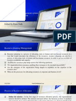 Resource Planning management system for strategy Implementation.pptx