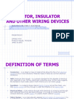 Conductor, Insulator and Other Wiring Devices (2)