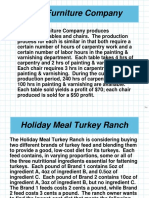 08-08 LP - Flair Furniture and Holiday Meal Turkey Ranch - Aug2019