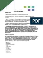 Processos - indicadores de desempenho