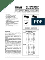 M54HCT257.PDF