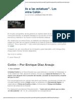 Colón - Díaz Araujo