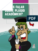 plágio academico