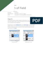 Photoshop - Depth of Field by Michael Ott