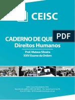 Cópia de Caderno de Questões - Direitos Humanos.pdf