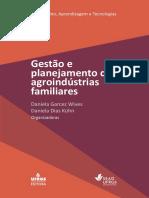 Gestão e Planejamento de Agroindustrias Familiares