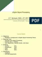 1-Digital Signal Processing