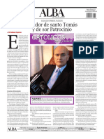 Alba Entrevista Eudaldo Forment