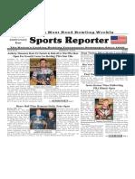 September 25 - 30, 2019  Sports  Reporter