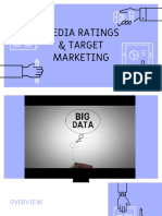 Media Ratings and Target Marketing