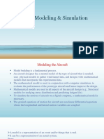 Aircraft Mathematical Model