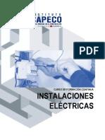 TEMARIO-INSTALACIONES-ELÉCTRICAS