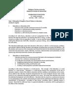 Foundation of Educ_report
