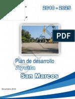 Plan de Desarrollo Ayutla, San Marcos