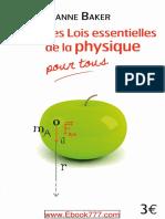 Les lois essencielles de la physique.pdf