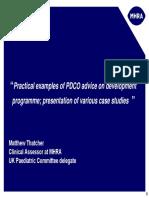 Presentation Paediatrics Dr Matthew Thatcher En