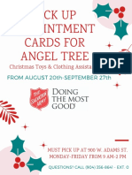 2019 Holiday Assistance Flyer