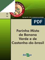 Farinha Mista de Banana