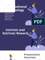 Intrinsic and Extrinsic Reward (3)