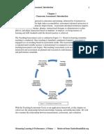 1 MLP Classroom Assessment Introduction 3.0