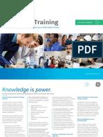 Customer Course Catalog
