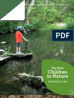 Texas Partnership for Children in Nature - Strategic Plan