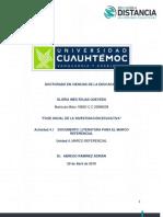 refencial tesis uso de las TIC para la enseñanza de las matematicas