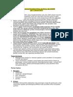 2. Kriteria Penelitian Klinis, Uji Klinis & GCP