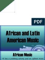 Afro Latin Music