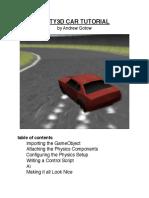 CarTutorial Unity3d.pdf