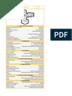Ficha de Inspeção Pré-Voo REM