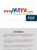 Big Data Myntra