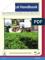 1a. Technical Handbook on sanitation in poor countries