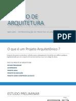 AULA PROJETO DE ARQUITETURA.pptx