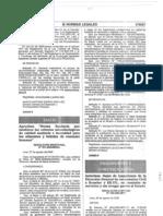 Actual Norma Criterios Microbiologicos Alimentos RM591MINSA