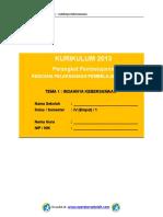 [1] RPP SD KELAS 4 SEMESTER 1 - Indahnya Kebersamaan.doc