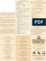 3rd National Symposium & Awards 2019 (2)