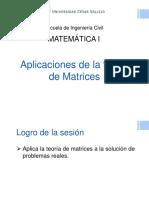 Aplicaciones de Matrices