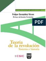 Gonzalez Vicen, F. E. - Teoria de La Revolucion [1932] [2010]