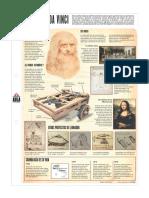Leonardo Da Vinci. DIARIO EL  MUNDO