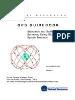 GPS Guidebook