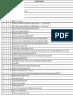 Listado de Materiales V1.1