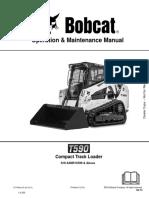 Bobcat Skidsteer t590